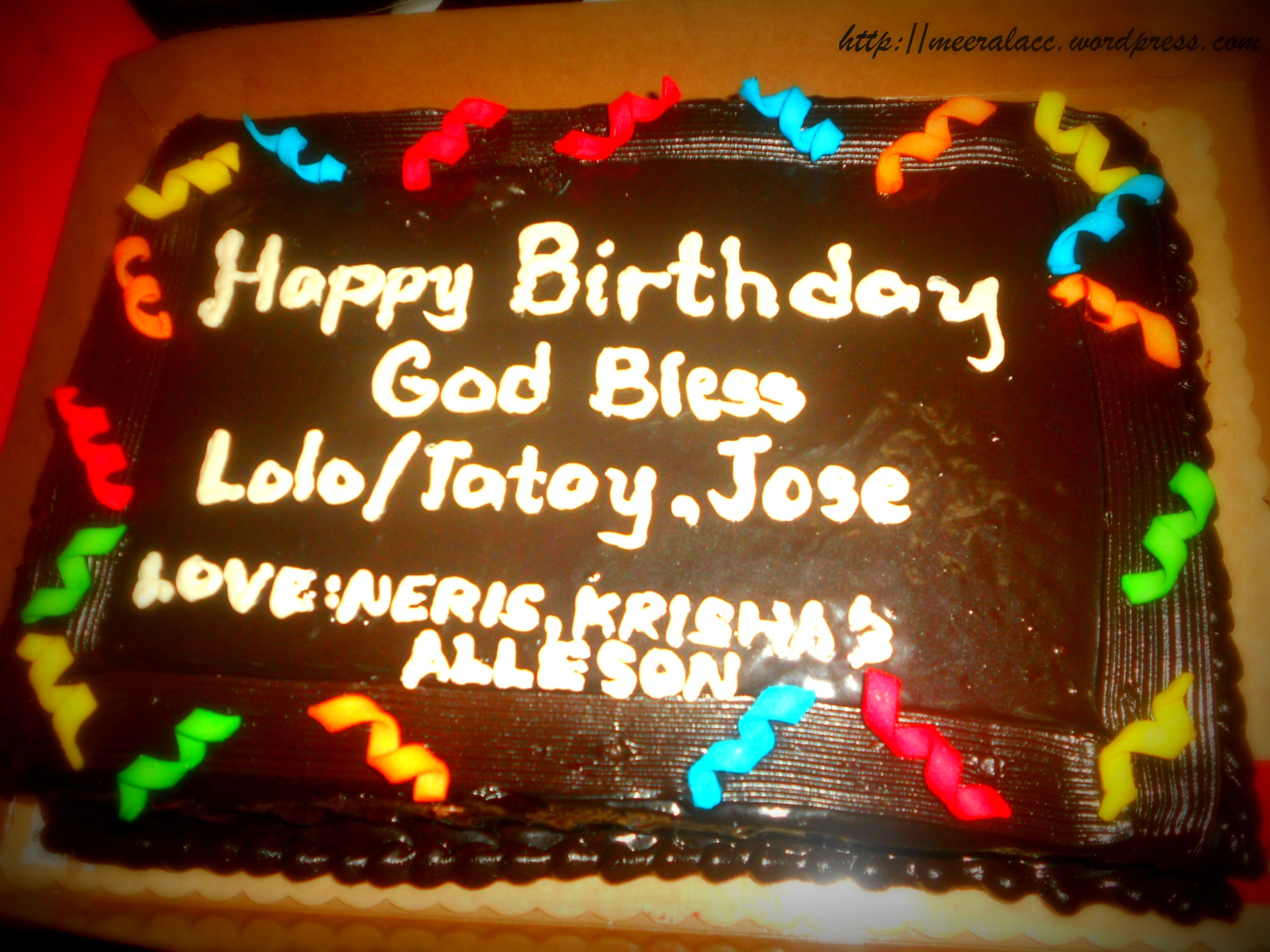 Another Year Added Hbd Lolo Jose Sentiments