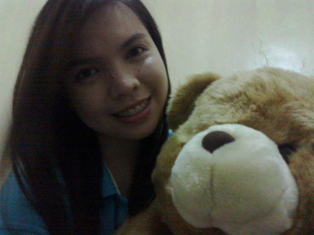 My chubby bear